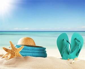 summer vacation beach accessories sea sun starfish holiday ...