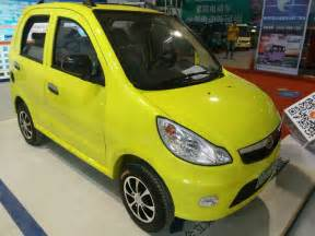 Hybrid Electric Cars in China