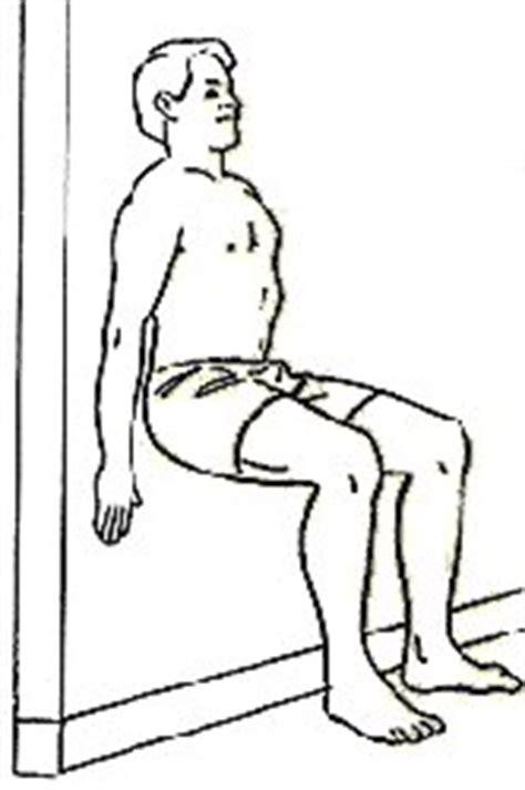 musculation avec une chaise musculation dossiers pratiques la chaise