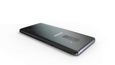 samsung galaxy s9 plus renders and 360 degree