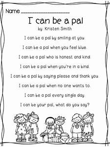 I Can Be A Pal-- building your classroom community ...