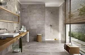 Tapeten Badezimmer Beispiele : badezimmer fliesen ideen erstellen sie eine komfortable und stilvolle badezimmer dekoration ~ Markanthonyermac.com Haus und Dekorationen