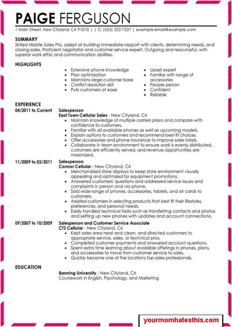 seeker resumes 28 images 166 best images about resume