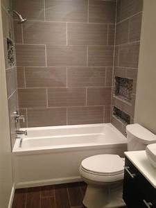 25 best ideas about tile tub surround on pinterest With what you should do in remodeling small bathroom