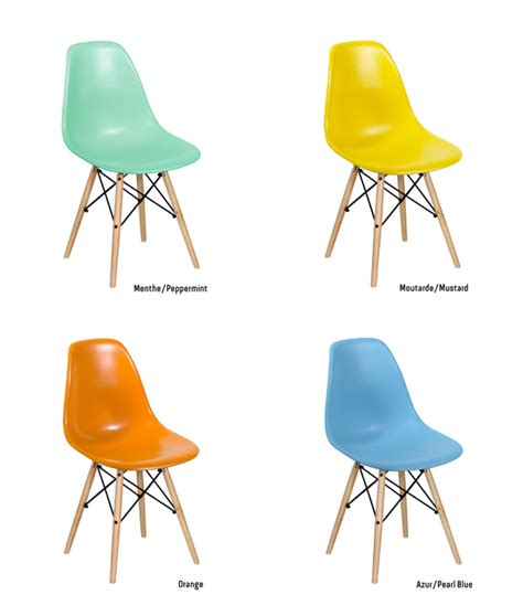 chaise dsw pas cher chaise coloree pas cher 28 images chaise vintage color