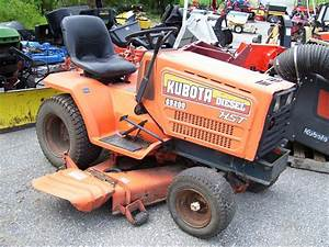 Diagram For Kubota G5200