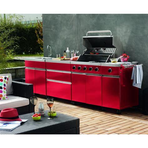 evier cuisine exterieure cuisine d 39 extérieure 5 brûleurs réchaud évier garden bricozor