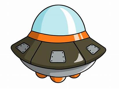 Clipart Spaceship Clip Flying Saucer Domain Science