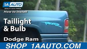 20 Images 2001 Dodge Ram 1500 Tail Light Wiring Diagram