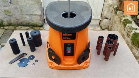 Ponceuse A Cylindre Ponceuse 224 Cylindre Oscillant Triton Tsp S450 Test Avis Bricolage Facile