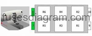 Fuse Box Diagram Audi A8  D2