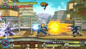 Another Naruto Game On Its Way To Psp Gaming Nexus