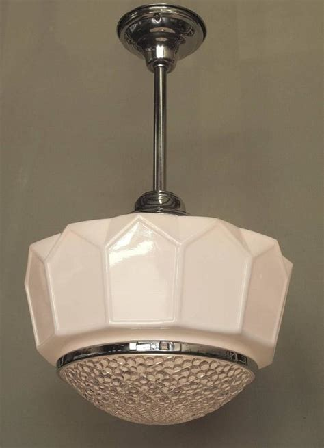 single only large commercial 1920s ceiling fixture at 1stdibs