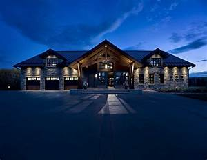 Custom Timber Frame Homes Canadian Timberframes