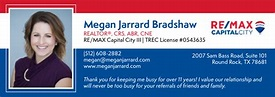 Customize Real Estate Agent Contact Information on ...