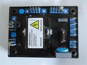 Krs440 Kr440 Krs440b Excitaci U00f3n Sin Escobillas Regulador De Voltaje Autom U00e1tico Regulador De