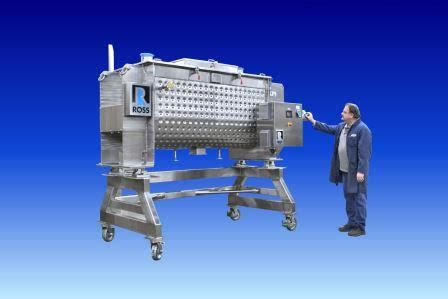 ribbon blenders  specialty applications powderbulk