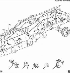2004 Cadillac Escalade Brake Line Diagram