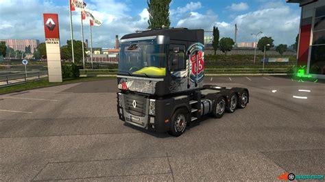 renault truck magnum renault magnum edit v2 1 1 187 download ets 2 mods truck