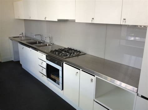 kitchen sink benchtop geelong stainless steel benchtops sinks surf coast 2582