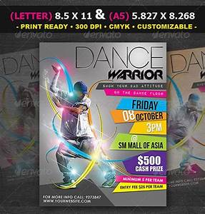urban dance party club flyer poster template free club With dance flyers templates free
