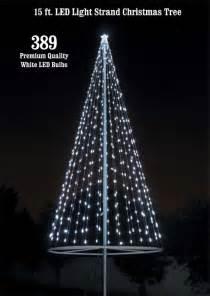 Flagpole Christmas Tree Star by Flagpole Christmas Tree Kit White Uncommon Usa Christmas