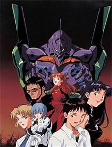 Neon Genesis Evangelion 1995 1996