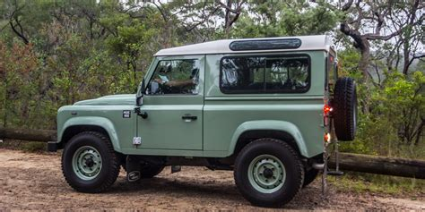 jeep defender 2016 2016 land rover defender 90 review caradvice