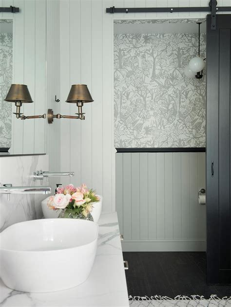 Bathroom Wallpaper Designs by Bathroom Ideas Bathroom Designs And Photos