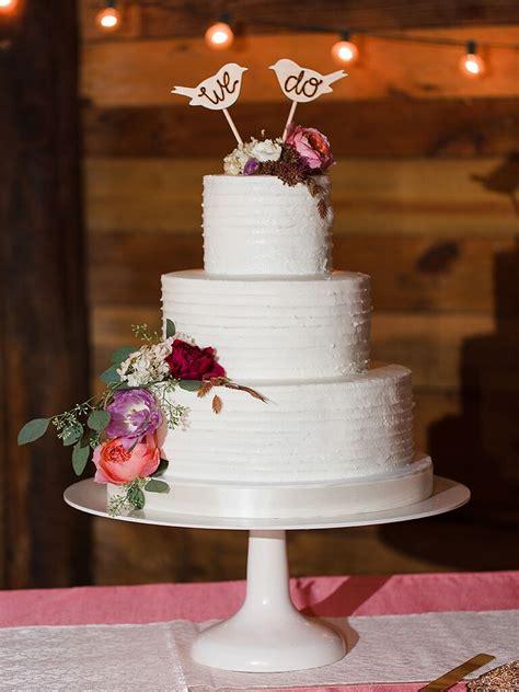 gorgeous fall wedding cakes