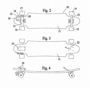 Patent Us20140027192 - Electric Skateboard