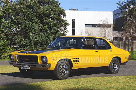 holden gts holden hq gts 350 monaro sedan auctions lot 42 shannons