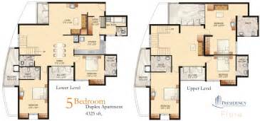 Five Bedroom Home Plans Photo by Presidency Flora 2 3 5 Bedroom Flats Apartments