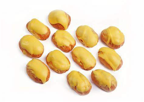 Mazie Eklēri ar mandarīnu pildījumu :: Liepkalni maiznīca