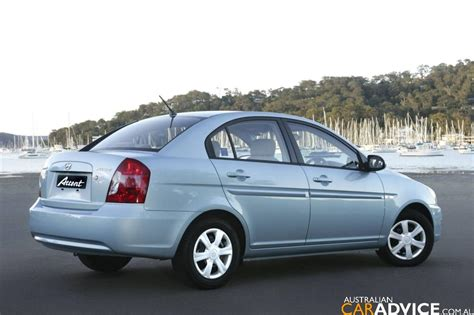 2007 Hyundai Accent by 2007 Hyundai Accent Road Test Photos Caradvice
