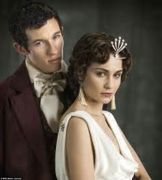 From Russia with lust: As the BBC's racy new War and Peace