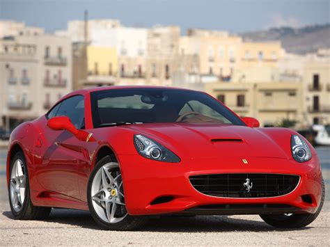 Photo Ferrari California 3