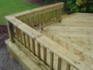 Simple Deck Railing Ideas