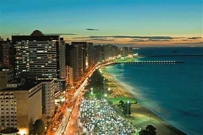 Fortaleza Bonitos Lugares Mais Brasil Os Ceara