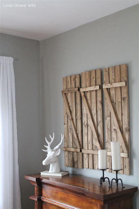 Diy Barn Wood Shutters  Love Grows Wild. House Interior. Area Rugs Lowes. Plywood Countertop. Earthwerks Flooring Reviews. Unique Curtain Rods. Mission Floor Lamp. Shower Floor Mosaic Tiles. Makeup Vanity
