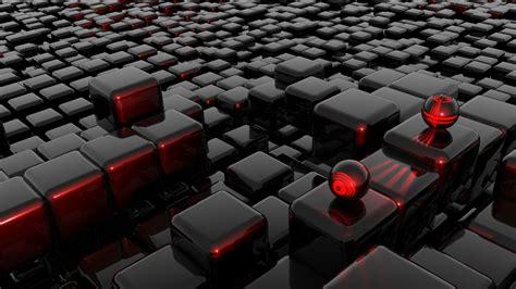 dimensional black storage cubes picture nr