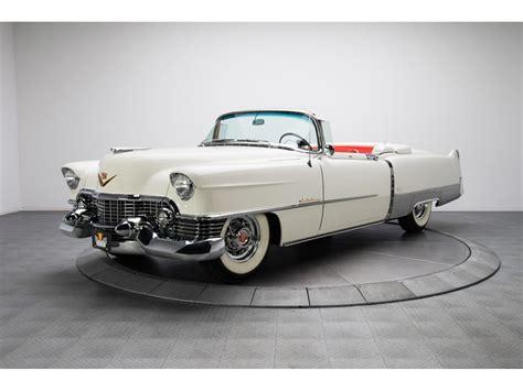 1954 Cadillac Eldorado For Sale