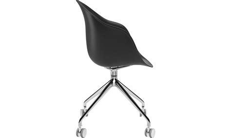 spisestole adelaide stol med drejefunktion og hjul
