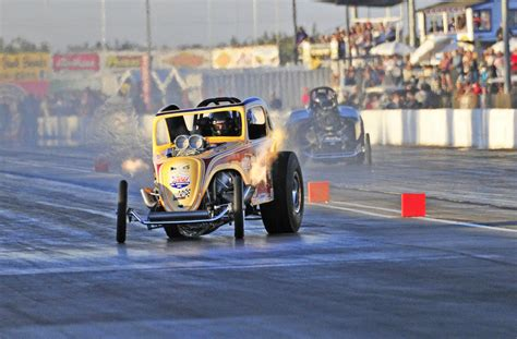 Two Deaths Darken Nostalgia Drag Racing And Cackling