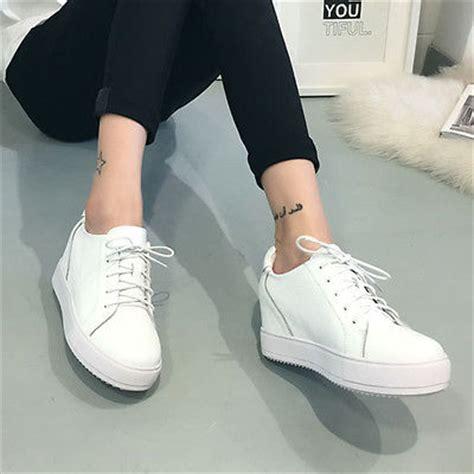 White platform sneakers - your best fashion selection - fashionarrow.com