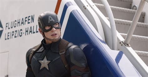 Don't Panic About The End Of Chris Evans' Marvel Contract