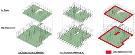 surface utile bureaux la réforme de la surface de plancher de référence en