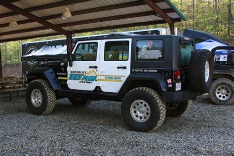 jeep police package jk emergency vehicle got pics jk forum com the top