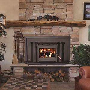 Wood Stove Insert | Dream Home | Pinterest | Stove, Woods ...