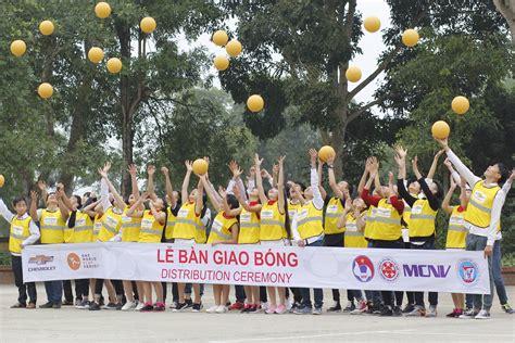 6,440 One World Futbols Donated to Schools in Vietnam ...